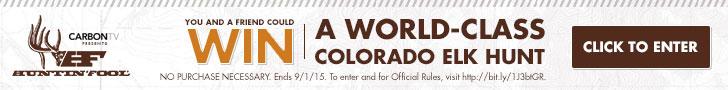 WIN A World-Class Colorado Elk Hunt