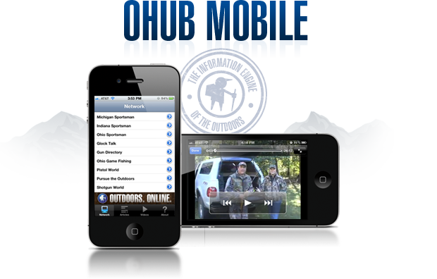 Mobile apps for fishing hunting and the outdoors for Utah hunting and fishing mobile app