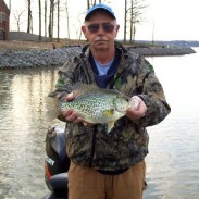Channel Crappie Fishing