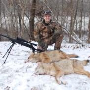 Coyote hunting can be a great way to fill in the gaps between hunting seasons. Many states allow coyote hunting all year long.