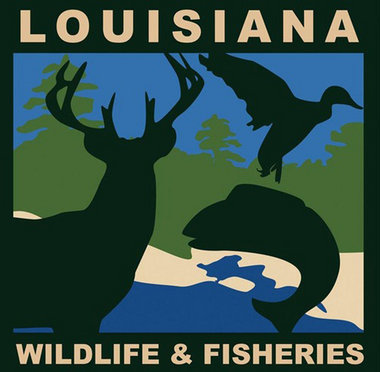Louisiana Department of Wildlife and Fisheries logo