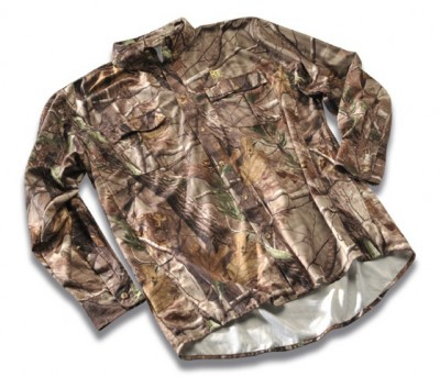 RecTec camo shirt