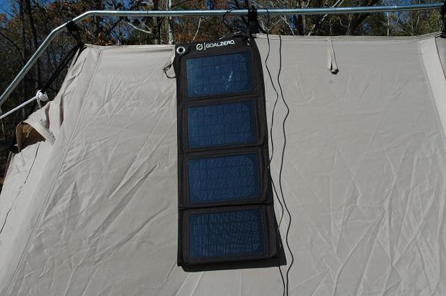 Goal Zero Nomad 13.5 Solar Panel