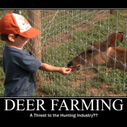 Is Deer Farming a Threat to the Hunting Industry?