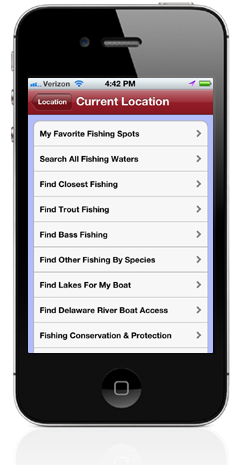 Fish nj gps guide for Fishing gps apps