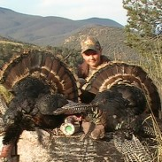 Kayden Marshall of Gila Trophy Outfitters