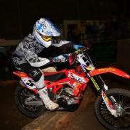 Cody Webb testing his Factory Beta 350 RR