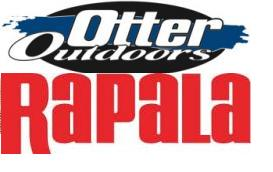 otter outdoors and rapala