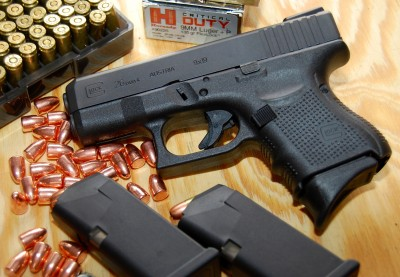 The Glock 26 Generation 4 - the 9mm that could