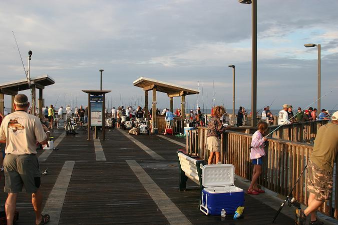 Fishing alabama 39 s gulf state park pier outdoorhub for Pier fishing gulf shores al