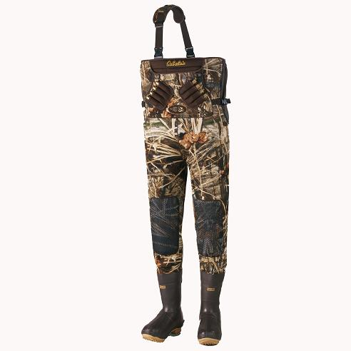 cabela s northern flight one strap hunting waders outdoorhub