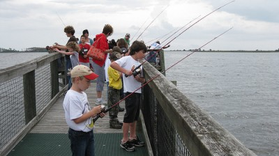 kids' fishing