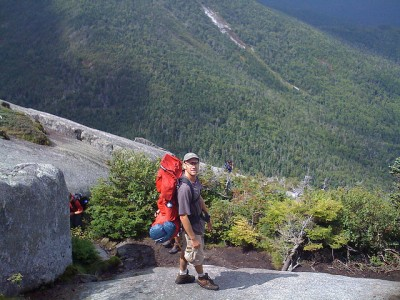 Descending gothics in the Adirondacks