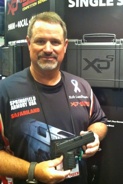 Springfield Armory's Rob Leatham