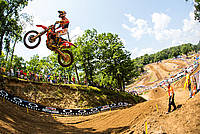 Red Bull/KTM rider Ryan Dungey