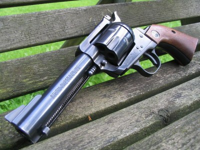 Ruger Blackhawk in .357/9mm