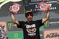 50th GP win for Tony Cairoli