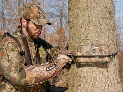 Tree Stands and Trail Cameras