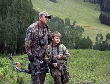 Utah's general archery buck deer hunt starts Aug. 18, 2012.