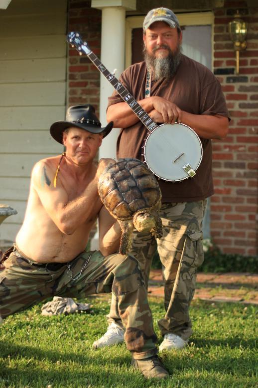 Turtleman Ernie Brown Jr