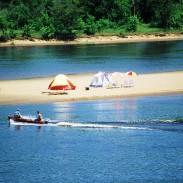 Canoe/kayak camping