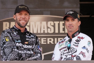 Oklahoma's Edwin Evers and Alabama's Aaron Martens will meet on Lake Decatur to determine a new champion and the winner of $60,000
