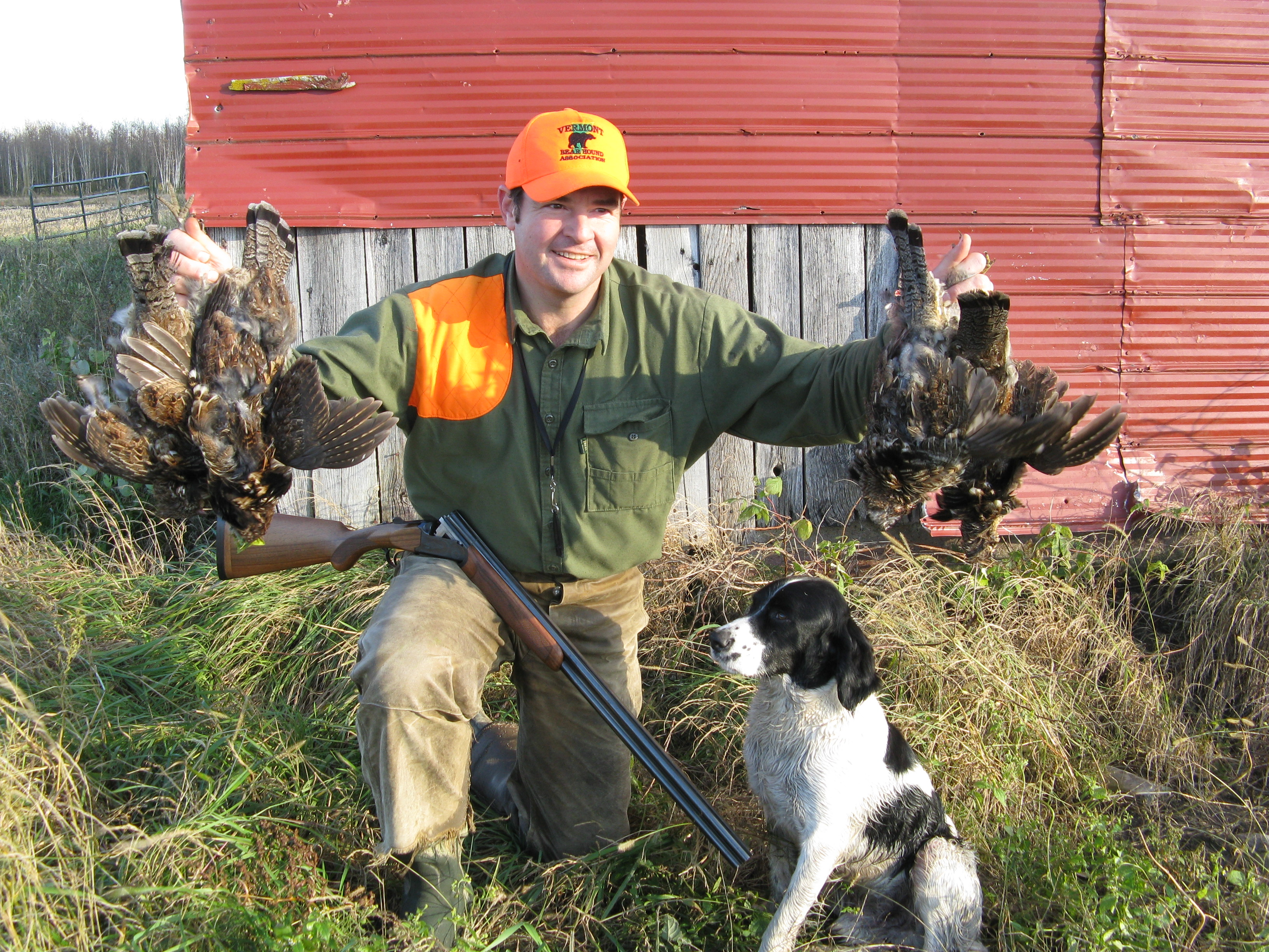 Vermont grouse and woodcock hunting seasons set outdoorhub for Vermont fish and wildlife jobs