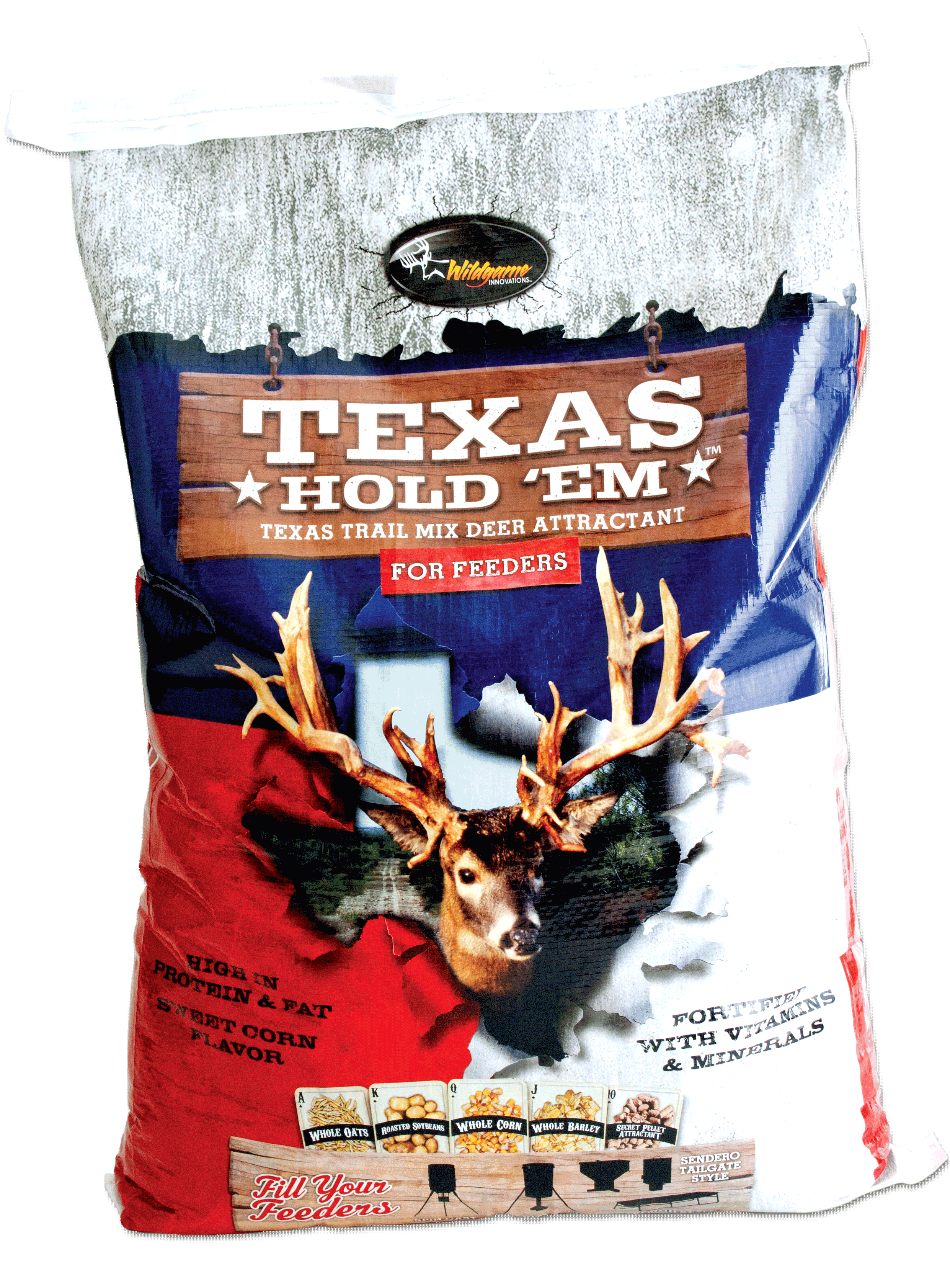 New Texas Hold 'Em by Wildgame Innovations - OutdoorHub