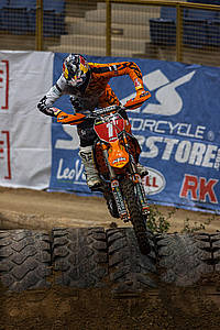 Taddy wins Denver EnduroCross