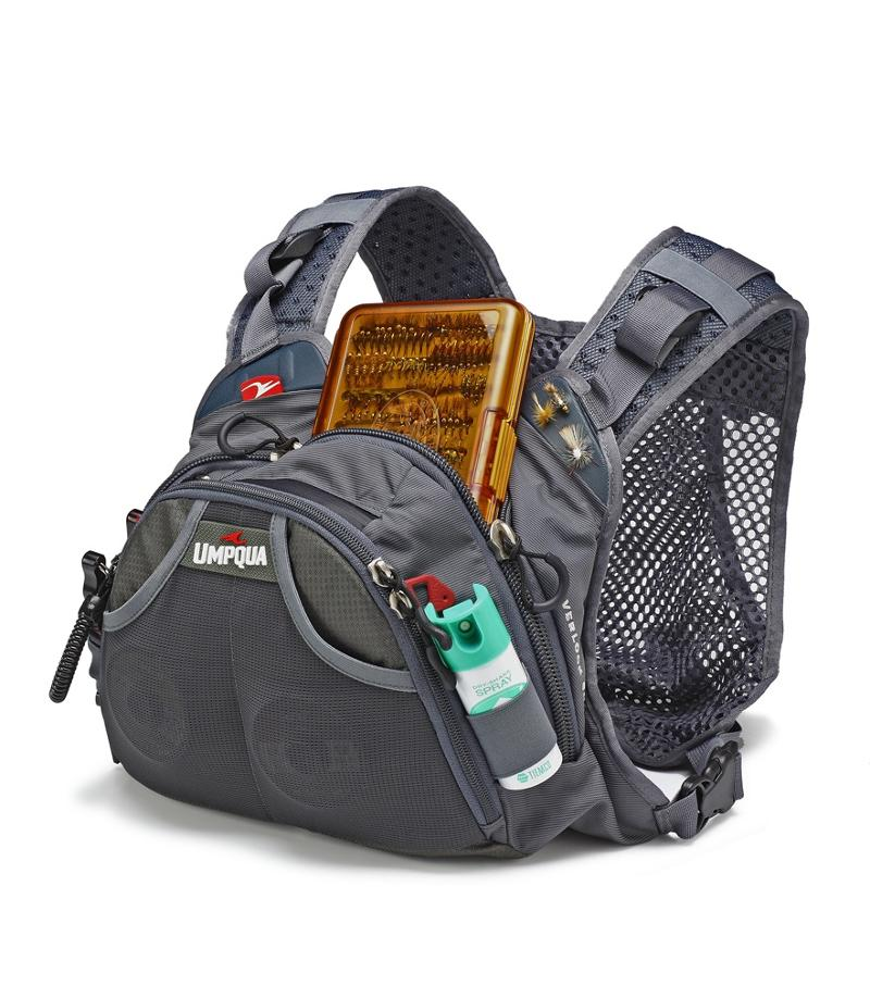 Umpqua 39 s new spring fly fishing packs bags inspired by for Fly fishing packs