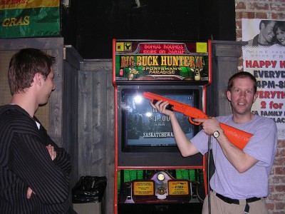 New York City 2005 Big Buck Hunter