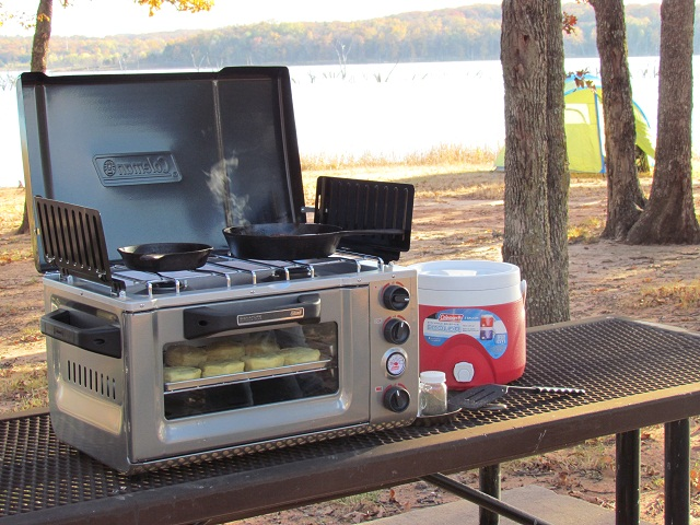 Small Rv With Outdoor Kitchen