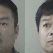 Nai Saechao on left and Scott Lee on right. Image courtesy of El Dorado Sheriff's Department.