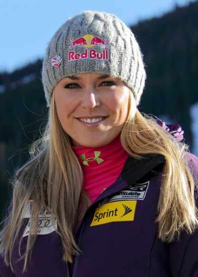 A new collaboration between YouTube and the United States Ski and Snowboard Association provides coverage of team members like Lindsey Vonn. Photo by Eric Schramm/U.S. Ski Team