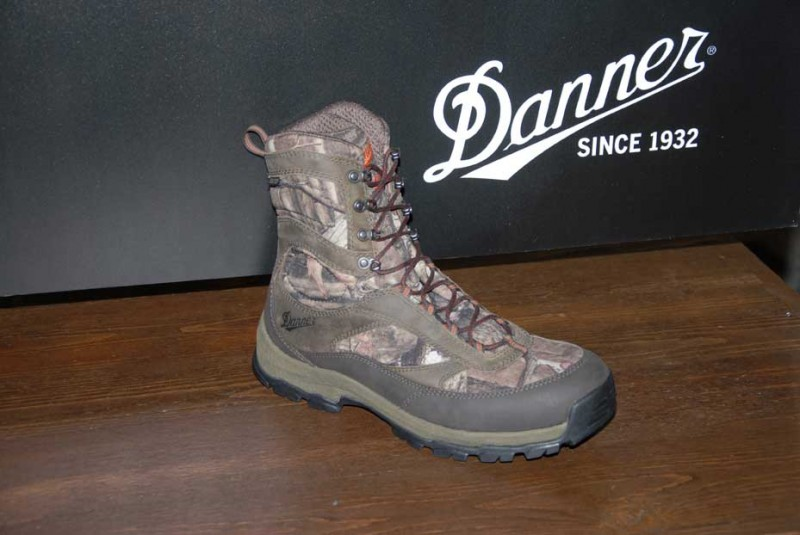 Danner High Ground