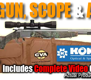 The World Hunting Club Endorses CVA Rifles