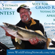 You can win a Guided Grand Rapids Fishing Adventure