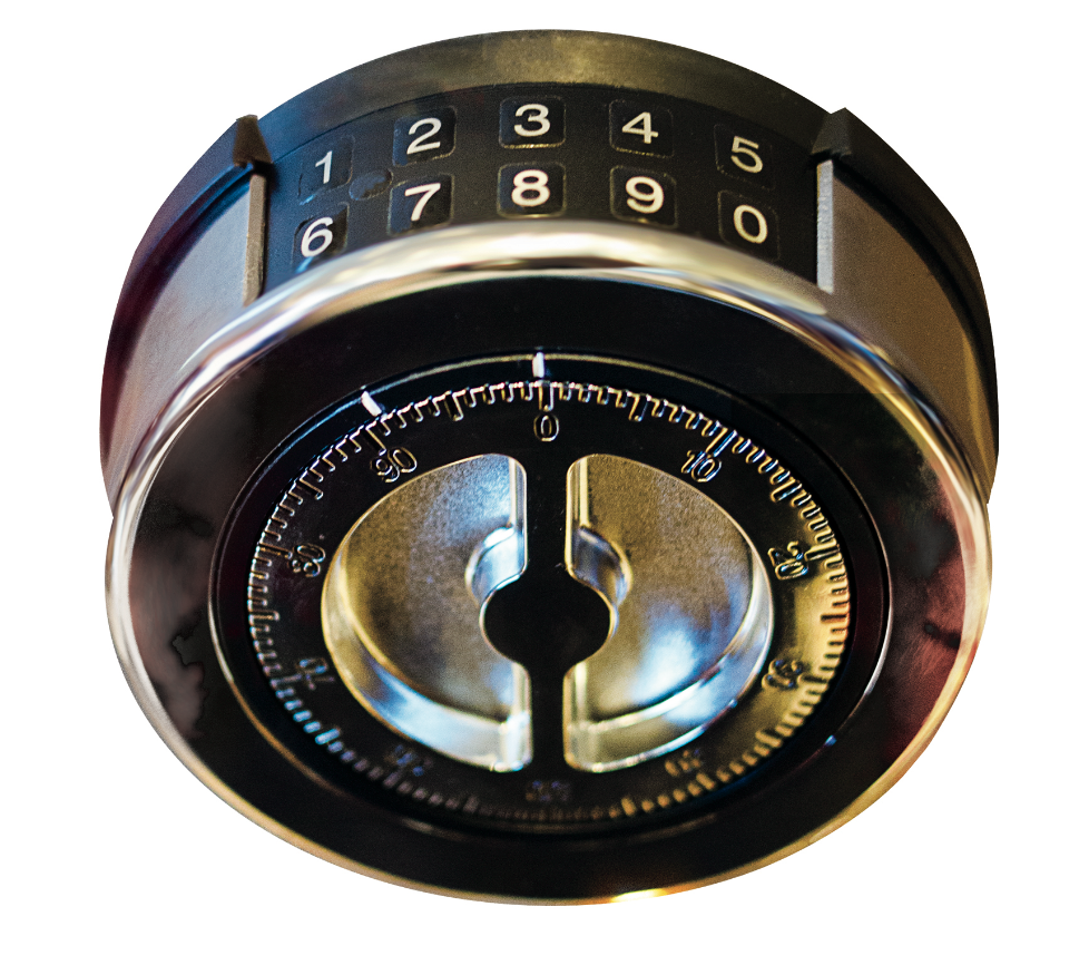 electronic vs manual safe lock