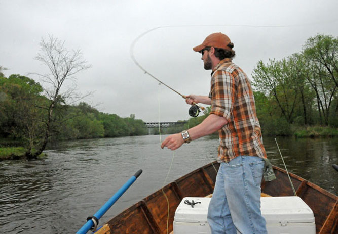Midwest drift boat plans