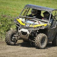 Hunter Miller drove his Can-Am Maverick 1000R X rs to the Texas Off-Road Nationals UTV Expert class overall in Decatur, Texas.