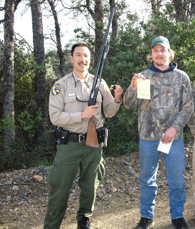 Massachusetts game warden images for Wa fish and game