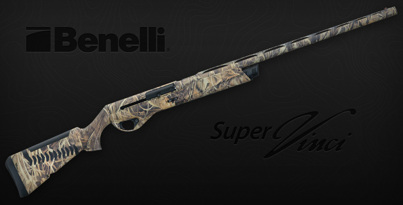 The Super Vinci is one of Benelli's newer 12 gauge semiautos. It looks slick, but how does it stack up against the competition?