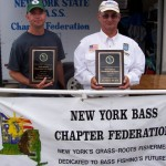 Taking the Boater Division Lunker was Doug Scharett with a 5.54 lb. beast.