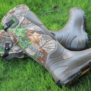 LaCrosse's AeroHead Hunting Boots are comfortable, durable, and totally waterproof.