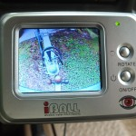 The iBall Wireless Trailer Hitch Camera is a handy accessory that may well save your marriage.