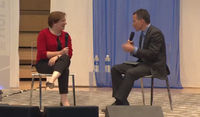 Supreme Court Justice Elena Kagan talks with Jeff Rosen about politics, her fellow justices, and hunting big game.