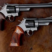 "The Smith & Wesson Model 29 was made famous by Clint Eastwood in the film ""Dirty Harry."""