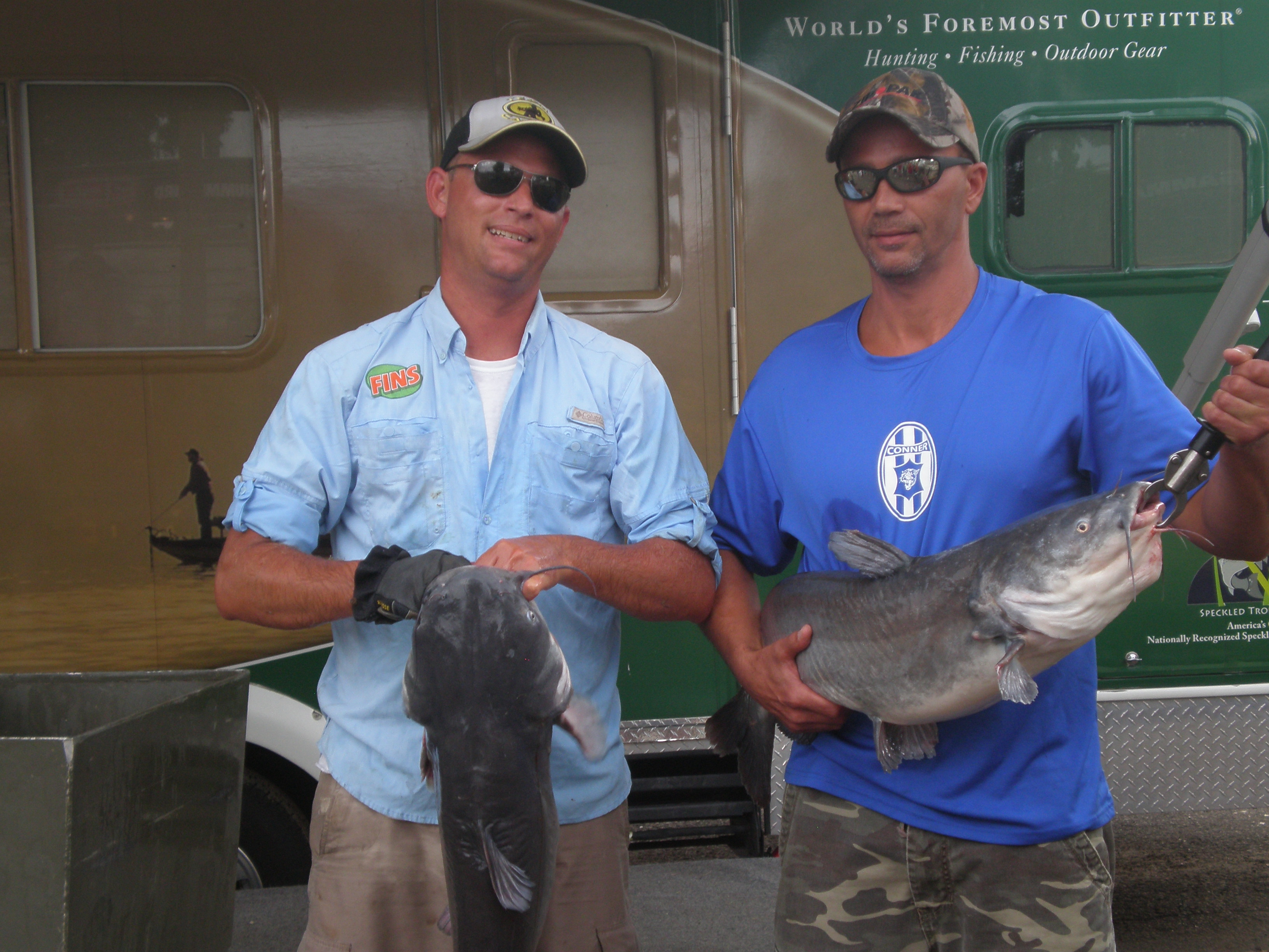 Cabela s king kat tournament results are in for 2013 39 s for King fish louisville