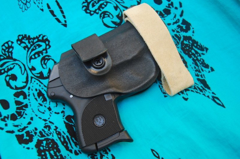 Next time you attend a Hollywood awards show and dress like a star, you might as well use a holster named after one - The Looper Marilyn Holster