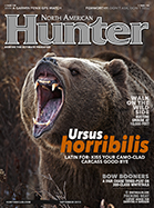North American Hunter's September 2013 edition.